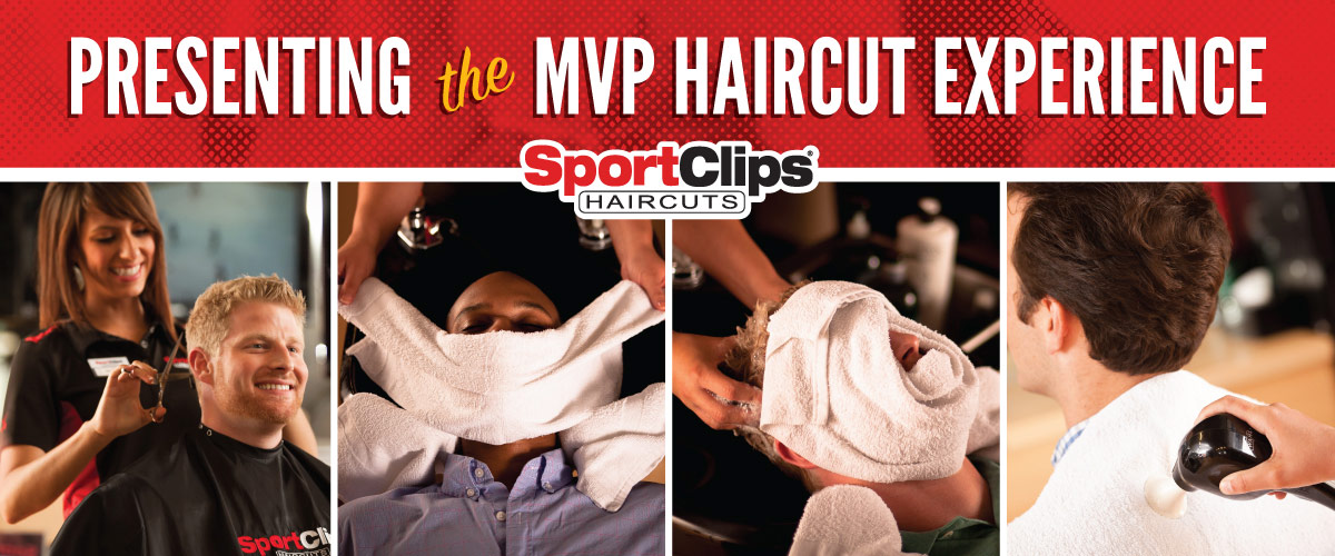 The Sport Clips Haircuts of Highland Heights  MVP Haircut Experience